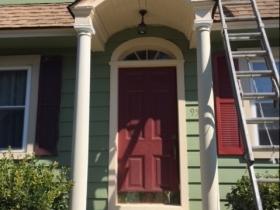 Carpentry and Wood Repairs, Home Exterior Porch Repairs, Wood ...